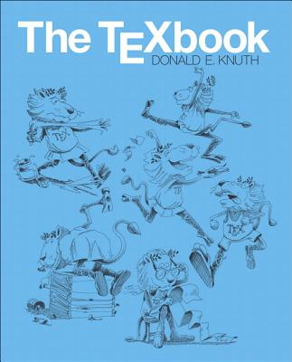 The Texbook (Computers & Typesetting) Cover Image