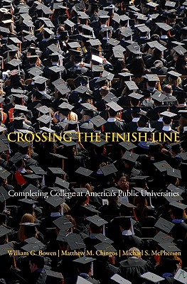 Crossing the Finish Line Cover