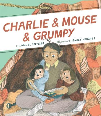 Charlie & Mouse & Grumpy: Book 2 (Beginner Chapter Books, Charlie and Mouse Book Series) Cover Image