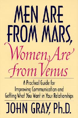 Men Are from Mars, Women Are from Venus Cover
