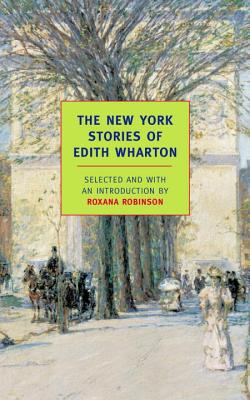 The New York Stories of Edith Wharton Cover Image