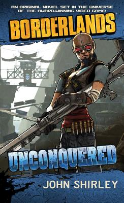 Borderlands #2: Unconquered cover image