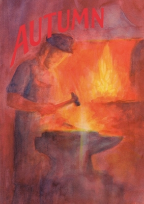 Autumn: A Collection of Poems, Songs, and Stories for Young Children (Kindergarten S) Cover Image