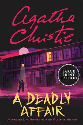 A Deadly Affair Cover Image