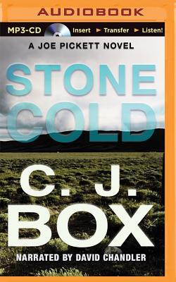 Stone Cold (Joe Pickett Novels #14) Cover Image