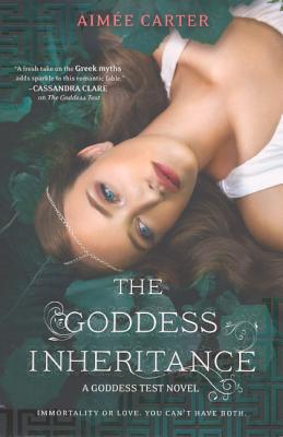 The Goddess Inheritance (Goddess Test Novels) Cover Image