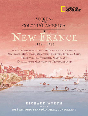New France 1534-1763 Cover