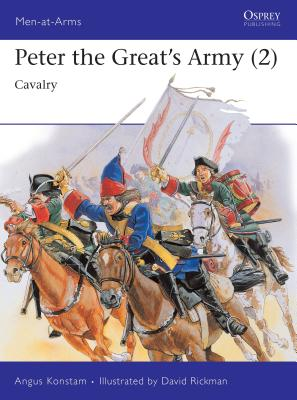 Peter the Great's Army (2) Cover