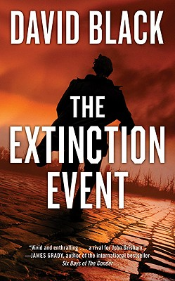 Cover for The Extinction Event