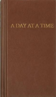 A Day at a Time: Daily Reflections for Recovering People Cover Image