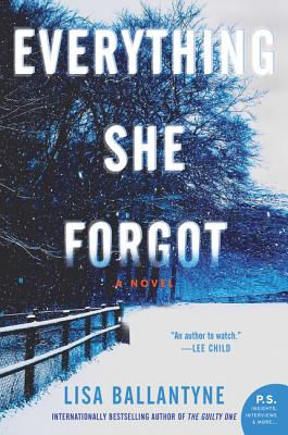 Everything She Forgot Cover