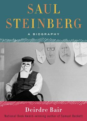 Cover for Saul Steinberg