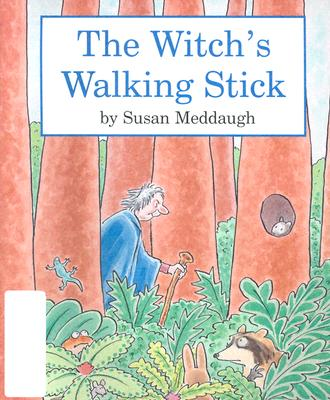 The Witch's Walking Stick Cover
