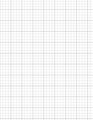 Graph Paper: 1/4 Inch 4 X 4 Squares Per Inch Quad Ruled Graphing Paper for Math and Science Composition Notebook for Students Cover Image