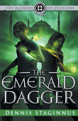 The Emerald Dagger (Raiders of Folklore #2) Cover Image