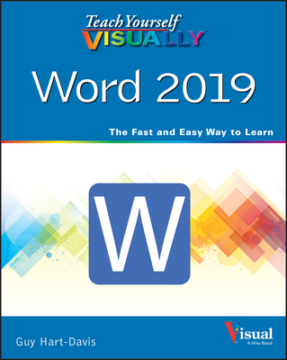 Teach Yourself Visually Word 2019 Cover Image
