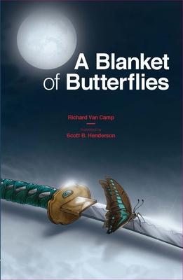A Blanket of Butterflies (Debwe) Cover Image