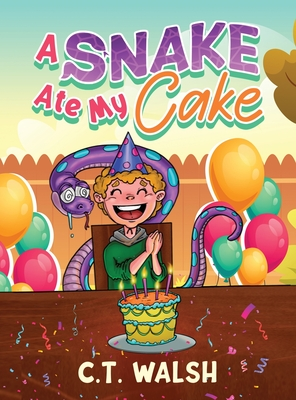 A Snake Ate My Cake Cover Image