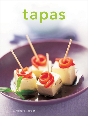 Cover for Tapas (Tuttle Mini Cookbook)
