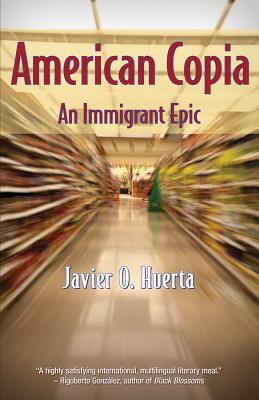 American Copia: An Immigrant Epic Cover Image