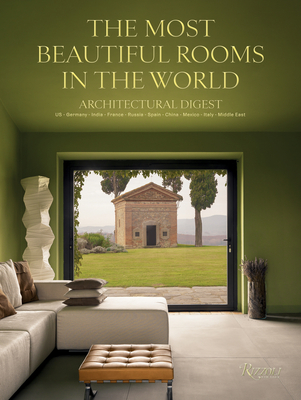Architectural Digest: The Most Beautiful Rooms in the World Cover Image