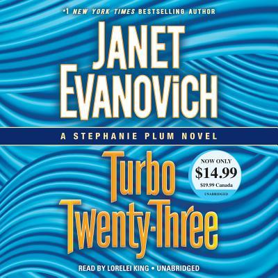 Turbo Twenty-Three: A Stephanie Plum Novel Cover Image