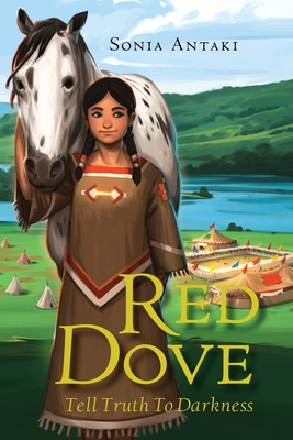 Red Dove: Tell Truth to Darkness cover