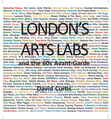 London's Arts Labs and the 60s Avant-Garde Cover Image