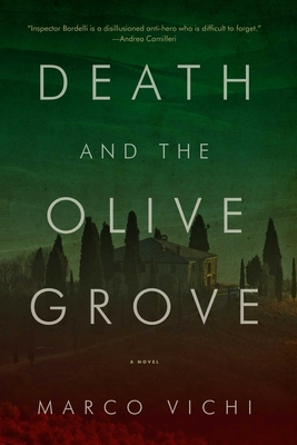 Death and the Olive Grove Cover