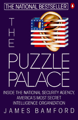 The Puzzle Palace Cover
