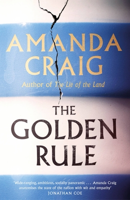 Book cover: The Golden Rule by Amanda Craig