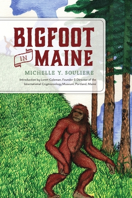 Bigfoot in Maine Cover Image