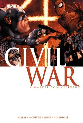 Civil War Cover Image