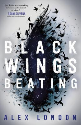 Black Wings Beating (The Skybound Saga #1) Cover Image
