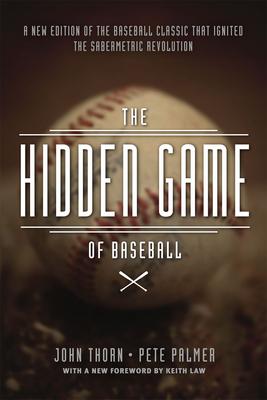 Cover for The Hidden Game of Baseball