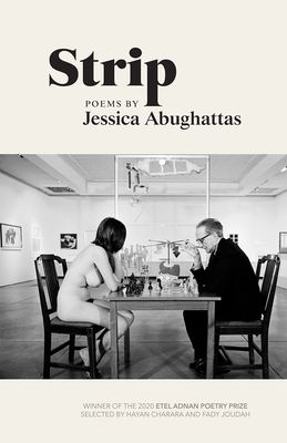 Strip: Poems (Etel Adnan Poetry Series) Cover Image