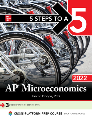 5 Steps to a 5: AP Microeconomics 2022 Cover Image