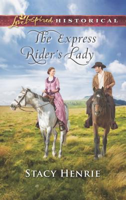 The Express Rider's Lady Cover