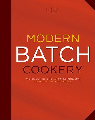 Modern Batch Cookery Cover Image