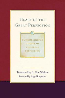 Cover for Heart of the Great Perfection, 1