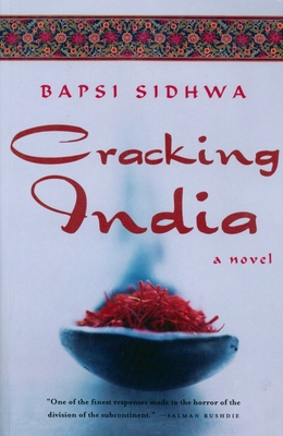 Cracking India Cover
