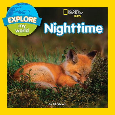Explore My World Nighttime Cover Image