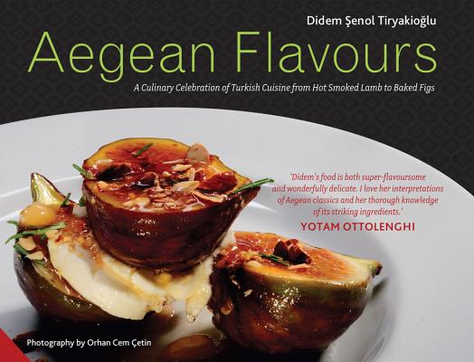 Aegean Flavours Cover Image