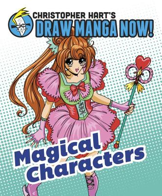 Magical Characters Cover