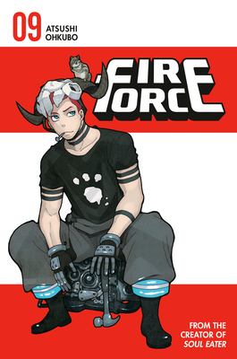 Fire Force 9 Cover Image