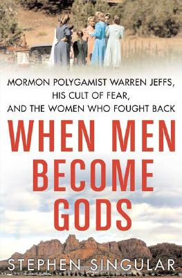 When Men Become Gods Cover