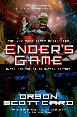 Ender's Game (The Ender Quintet #1) Cover Image