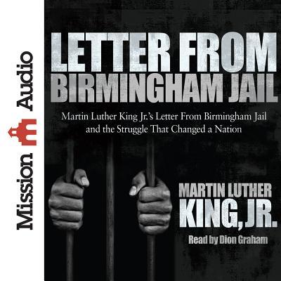 Letter from Birmingham Jail Cover