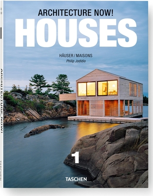 Architecture Now! Houses Vol. 1 Cover Image