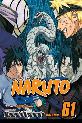 Naruto, Vol. 61 cover image